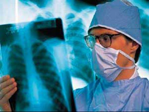 Диагностика плоскоклеточного рака легких