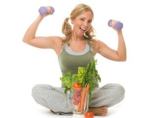 Спорт, правильное и полезное питание первый шаг к укреплению иммунитета