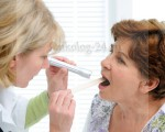 Как определить рак горла? Первые симптомы и основные методы диагностики
