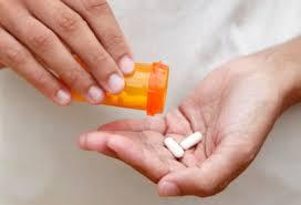 Прием химиопрепаратов в виде таблеток