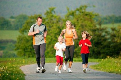 Спорт-залог здоровья!