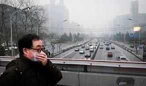 Загрязнение воздуха - одна из причин раковых заболеваний