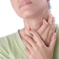 Симптомы опухоли шеи