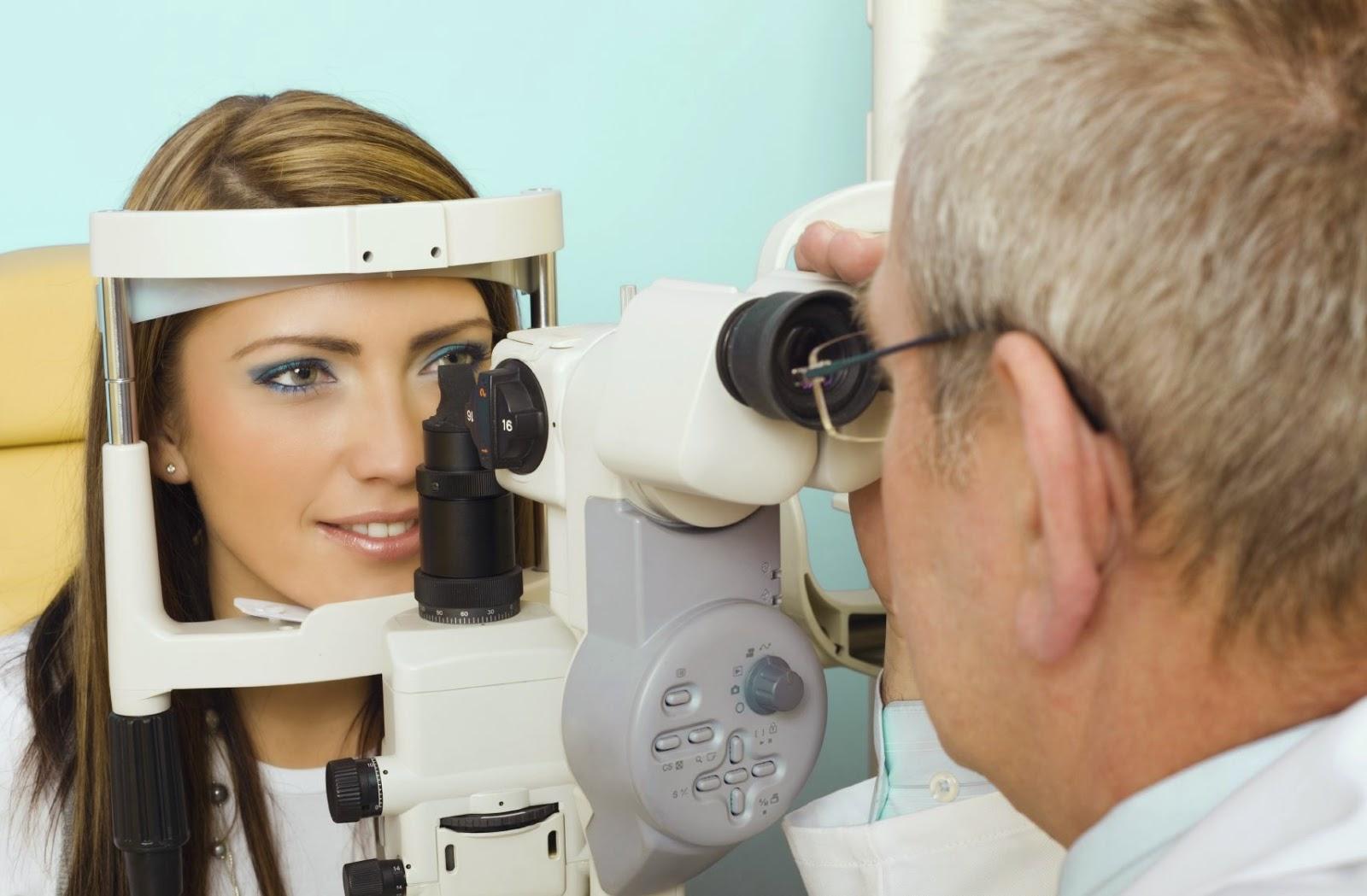 Диагностика рака глаз