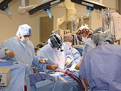Операция, метод лечения рака ПЖ