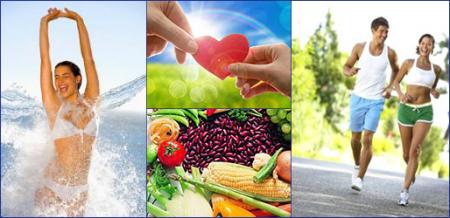 Ведение здорового образа жизни поможет: