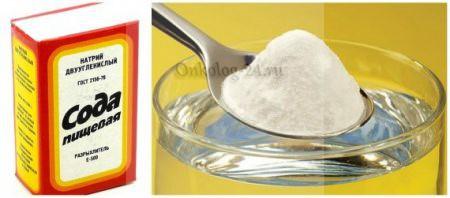 Лечение рака пищевой содой