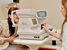 Диагностика болезней глаз