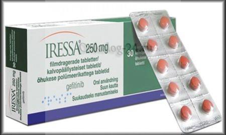 Фото препарата Иресса