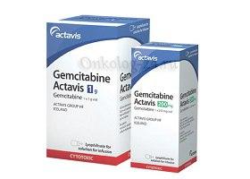 Фото препарата Гемцитабин