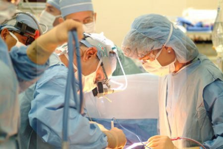 Хирургическое лечение при саркоме поджелудочной железы
