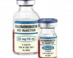 Даунорубицин (Daunorubicin) — инструкция по применению, цена и аналоги