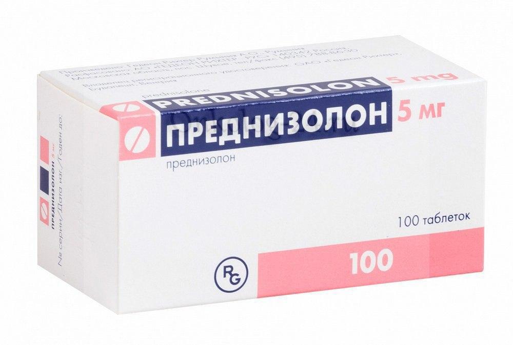 prednizolon