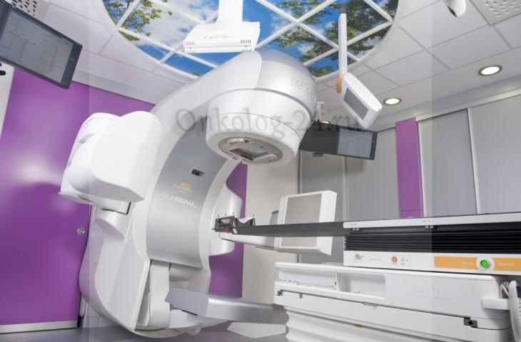 Radioterapiya shchitovidnoy zhelezy