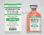 Адриамицин (Adriamycin) — инструкция по применению, цена и аналоги